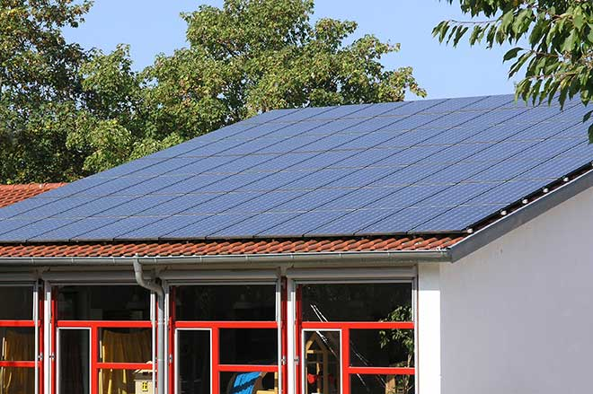 solaranlage-schule